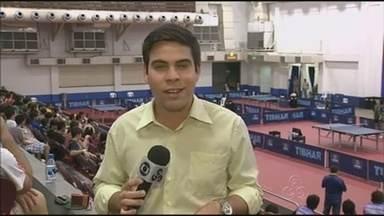 Circuito Mundial Amazônico de Tênis de Mesa 'desembarca' em Manaus - Competição, que unifica a Copa do Brasil e a Copa Latina Americana, começou na quinta-feira (18) e vai até o domingo (21).