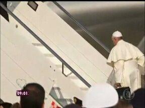 Papa Francisco já está a caminho do Brasil para Jornada Mundial da Juventude - Relembre as visitas de outros Papas ao país