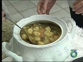 Veja como se alimentar bem no inverno reduzindo calorias - Nutricionista dá essas dicas no Paraná TV.