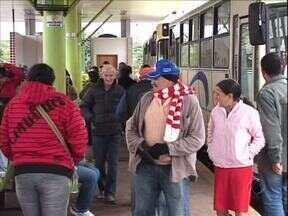 Está mais barato andar de ônibus em Cianorte - A passagem caiu de R$ 2,30 para R$ 2,00.
