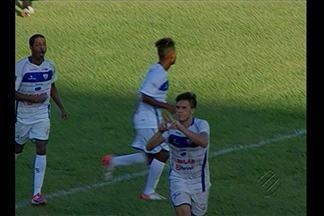 Águia fica no empate com Santa Cruz - Danilo Galvão salvou Azulão de nova derrota na Série C.