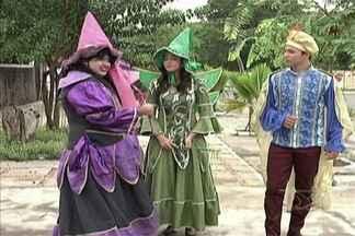 Hoje tem teatro para a garotada em Caxias - O projeto 'Arte na Segunda, realizado pelo Sesc, apresenta o espetáculo 'O Diário da Bruxa'.