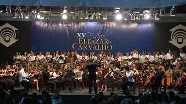 Orquestra Eleazar de Carvalho encerra comemorações dos 40 anos da Unifor - Unifor é a maior universidade particular do Norte e Nordeste.
