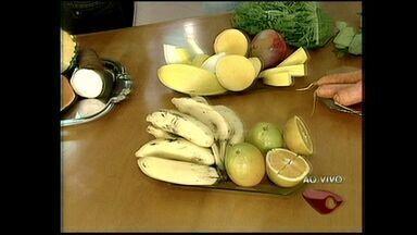 Nutricionista do Norte do ES fala sobre importância das frutas na dieta - Algumas são calóricas e podem até atrapalhar a boa alimentação.
