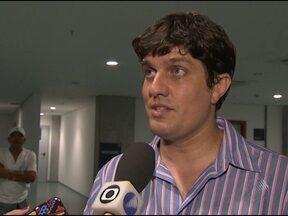 Em entrevista, Carlos Rátis fala sobre recadastramento dos sócios do Bahia - Interventor do Tricolor de Aço assistiu ao clássico na Arena Fonte Nova.