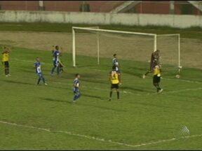 Catuense e Galícia disputam título da 2ª divisão do Campeonato Baiano - Na primeira partida da final, realizada no domingo, o Galícia saiu na frente.