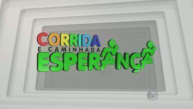 """Estão abertas as inscrições para a """"Corrida e Caminha Esperança"""" que acontece em Campinas - Estão abertas as inscrições para a """"Corrida e Caminha Esperança"""" que acontece em Campinas."""