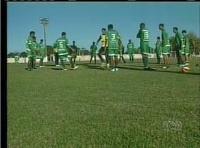 Gurupi e Ypiranga jogam hoje pelo campeonato brasileiro série D em Gurupi (TO) - Gurupi e Ypiranga jogam hoje pelo campeonato brasileiro série D em Gurupi (TO)