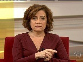 Miriam Leitão comenta o corte anunciado pelo Governo - A comentarista Miriam Leitão faz uma análise dos cortes anunciados pelo Governo brasileiro. Segundo ela, o governo precisa controlar os gastos para evitar fechar no vermelho todo mês.