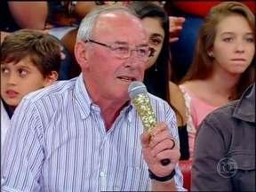 Padre Jaime fala conta a história de São Francisco de Assis - Convidado do Esquenta!, Padre já viveu na Irlanda e hoje é morador de São Paulo