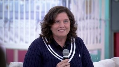 Betty Zucolotto explica que meteoritos podem cair em qualquer lugar - Astrônoma diz que no Brasil já aconteceu a queda de um meteorito. Gabriela Liam diz que bola que caiu em São José dos Campos é tanque de foguete