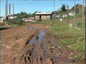 Turvo e Mato Rico estão entre as cidades mais pobres do Paraná - Grande parte dos moradores depende dos programas do Governo Federal para viver.