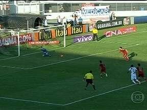 Fred volta a perder pênalti e Fluminense só empata com a Ponte Preta - O Fluminense só empatou com a Ponte Preta, pelo campeonato brasileiro. O atacante Fred, perdeu mais uma vez pênalti. O jogo aconteceu em Campinas.