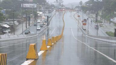 Viaduto de Ouro Preto, em Olinda, será inaugurado nesta segunda-feira - A partir das 11h carros já podem passar no local.