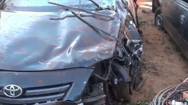Cantor sertanejo morre em acidente de carro em rodovia de Aramina, SP - Maxwell Alves fazia parte da dupla Max e Guilherme de Ribeirão Preto (SP).