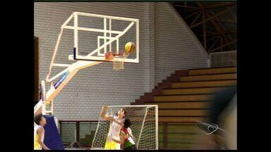 Jogos escolares acontecem em Guarapari, ES - As competições, que vão até sábado, no Sesc de Guarapari, reúnem estudantes de 28 municípios.
