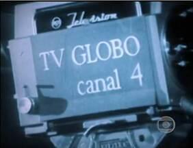 Primeiros anos - Webdoc sobre a criação e os primeiros anos da TV Globo com entrevistas exclusivas do Memória Globo.