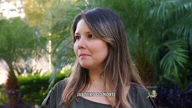 Faltam doações de leite materno no interior do Ceará - Semana do Aleitamento Materno destaca importância da amamentação.