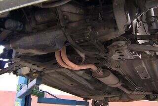 Revisão em veículos evita prejuízos para motoristas - Motor, mangueira e suspensão são um dos principais itens que devem ser avaliados durante revisão.