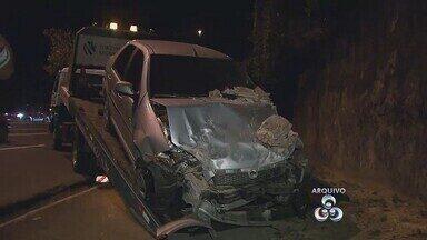 Crescimento no números de acidentes de trânsito preocupam autoridades - Na segunda-feira, dois irmãos foram atropelados por carro a caminho da escola