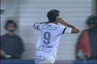 Santos e Corinthians empatam na rodada do Campeonato Brasileiro - Santos e Corinthians empataram em 1 a 1 na rodada do Campeonato Brasileiro.