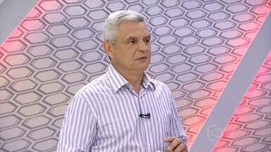 Márcio Rezende Freitas comenta as polêmicas da rodada - Para comentarista, árbitro do jogo Atlético-MG x Botafogo deixou de marcar pênalti claro, que poderia ter dado vitória ao time mineiro; no jogo Cruzeiro x Criciúma, árbitro acertou em não marcar penalidade.