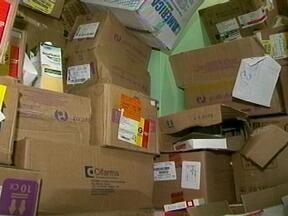 Remédios fora do prazo de validade foram encontrados na Secretaria de Saúde Rio Grande, RS - Denúncia foi recebida pela Comissão da Saúde da Câmara de Vereadores da cidade.