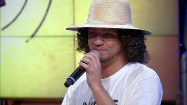 RAPadura explica como compõe: 'A vida é um improviso' - Arnaldo Antunes também entra no papo
