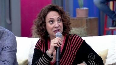 Eliane diz que lado interiorano aflora em cenas de emoção - Atriz diz que Rio de Janeiro se parece com sua cidade natal