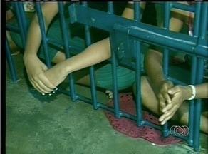 Presas podem ser liberadas por falta de espaço na Cadeia Feminina de Gurupi - Presas podem ser liberadas por falta de espaço na Cadeia Feminina de Gurupi