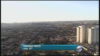 Confira a previsão do tempo nesta terça em Ribeirão Preto, SP - Cidade terá previsão de 27 graus durante o dia.
