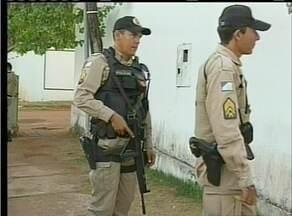 Assaltantes de agências bancárias são presos no norte do Tocantins - Assaltantes de agências bancárias são presos no norte do Tocantins