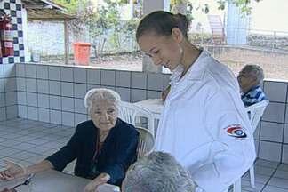 Conheça o trabalho de alguns lares que cuidam de idosos em João Pessoa - Várias ações estão precisando de apoio e atenção.