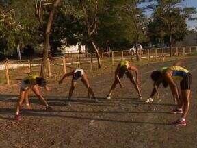 Atletas do Piauí não se conformam com a falta de patrocinadores - O esporte também sofre com a desorganização da federação.