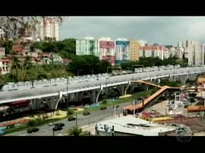 Apenas uma empresa mostrou interesse em realizar as obras do metrô de Salvador - A empresa teve a documentação avaliada por técnicos do Governo do Estado e foi habilitada a participar da próxima fase da licitação.