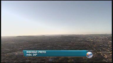 Confira a previsão do tempo nesta quarta-feira em Ribeirão, SP - Cidade teve temperatura mínima de 14 graus durante a madrugada.