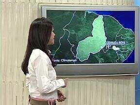 Confira a previsão do tempo para hoje em todo o Piauí (21.08) - Confira a previsão do tempo para hoje em todo o Piauí (21.08)