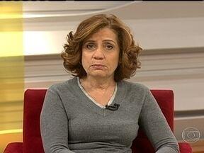 'Estão tratando a gente cada vez pior', diz Miriam Leitão sobre linhas aéreas - A comentarista de economia diz que a Anac poderia estabelecer várias regras que ajudariam o consumidor.