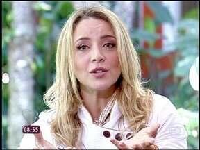 Reveja como foi a saída de Christine Fernandes do Super Chef Celebridades - Atriz foi a segunda eliminada do reality, na disputa com Nando Cunha