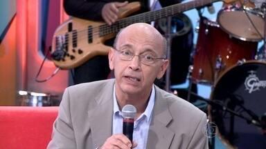Alexandre Kalache diz que Brasil está envelhecido - Médico explica que, em 25, Brasil estará velho como o Japão
