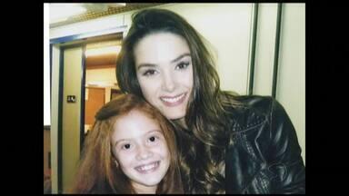 Atriz-mirim de Volta Redonda, RJ, faz parte de elenco de Amor à Vida - Laryssa Marques faz papel de Nicole durante a infância.