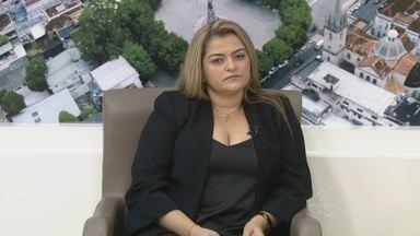 Chefe de Educação no Trânsito do Manaustrans fala sobre ações para inibir acidentes - Minuza Lira, em entrevista do Bom dia Amazônia, falou sobre atividades que estão sendo realizada pelo órgão