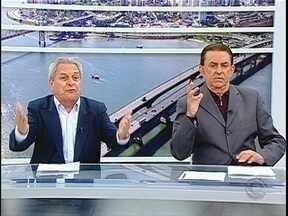 Miguel Livramento e Roberto Alves comentam desempenho dos catarinenses no final do turno - Miguel Livramento e Roberto Alves comentam desempenho dos catarinenses no final do turno da Série B