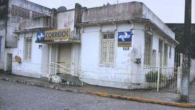 Polícia Federal investigas três últimos assaltos às agências dos correios de Pernambuco - Na terça (3), o alvo dos bandidos foi a unidade de Vitória de Santo Antão, na Zona da Mata.