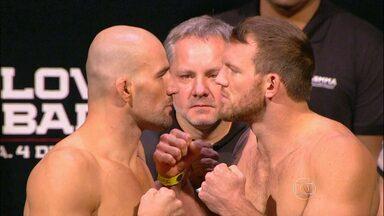 Belo Horizonte recebe o UFC nesta quarta-feira - Esta é a segunda vez que a capital mineira recebe o evento. Luta principal da noite marca o encontro entre o mineiro Glover Teixeira e o americano Ryan Bader.