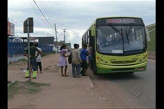 Greve de rodoviários em Marabá chega ao segundo dia - Ministério Público pediu na Justiça que 30% da frota volte a circular.