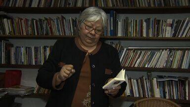 Retrato 3x4: conheça a história da poetisa Delasnieve Daspet - A poetisa sul-mato-grossense foi convidada para participar de conferência da Federação Universal da Paz