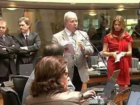 Fim do voto secreto é discutido na Assembleia Legislativa de SC - Fim do voto secreto é discutido na Assembleia Legislativa de SC ; CPI das Águas também foi debatido