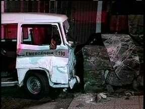 Perseguição em Lages acaba em morte de PM - Perseguição em Lages acaba em morte de PM ; relação do caso com sequestro em Lages foi descartada