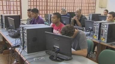 Alunos que concluíram curso em centro profissionalizante não receberam diploma - Alunos que concluíram curso em centro profissionalizante não receberam diploma